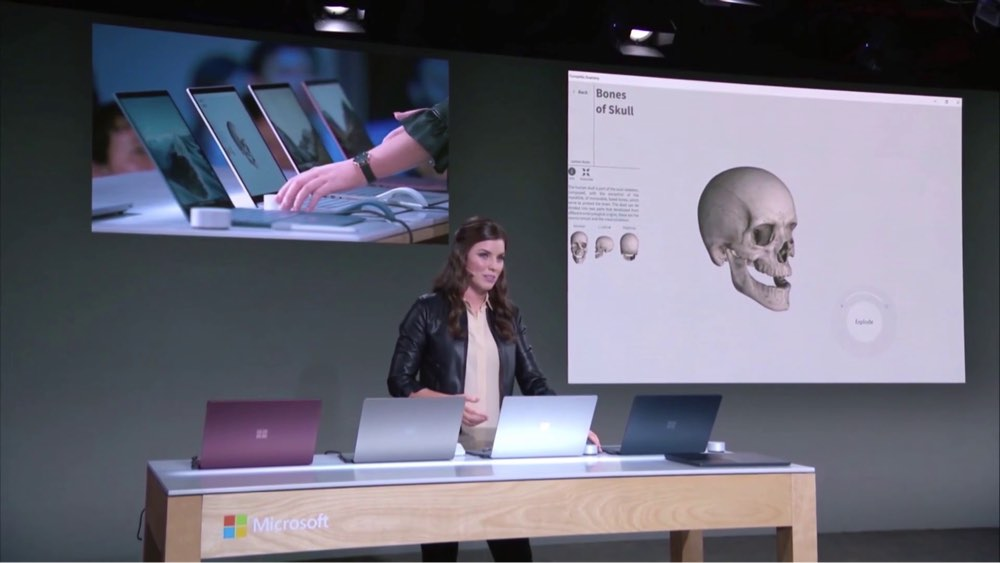 Edel Lynch presents Complete Anatomy for Windows