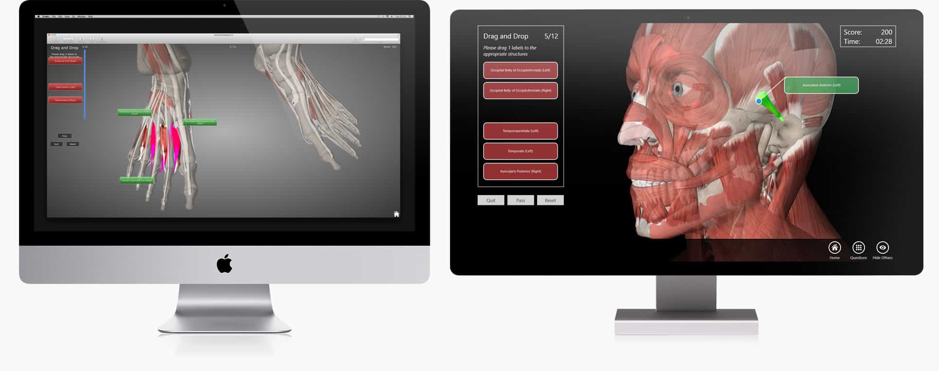 3D Technology and Stunning Graphics